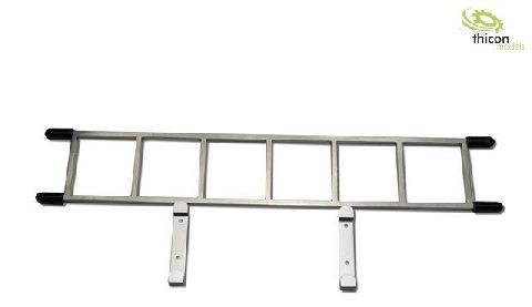 Thicon 50164 1:14 Upright ladder V2A with bracket ScaleClub