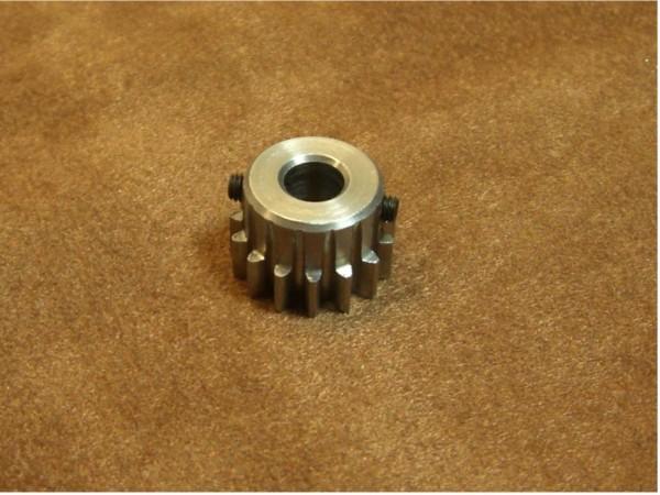 Zahnräder Modul 1,0 15Z geradeverzahnt Stahl