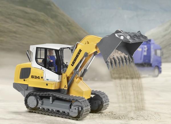Carson 500907111 Liebherr track loader LR634