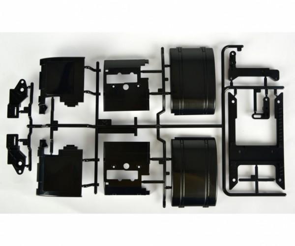 Tamiya 319225145 Y Parts Rear Fender (1) MB Actros 56335