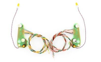 Carson 500907558 Actros headlights board 7.2 Volt