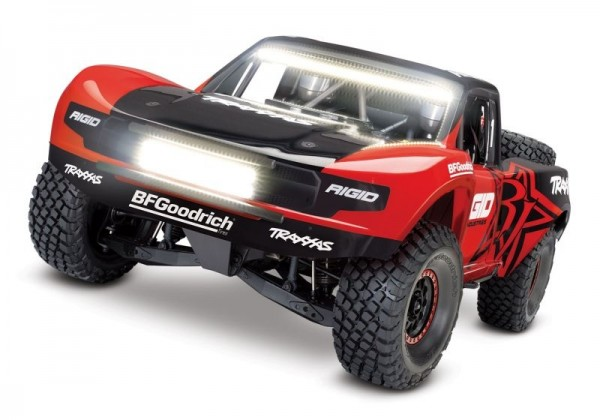 Traxxas 85086-4RGD UDR Rigid Edition RTR BL 4WD ProScale Race-Truck TQi, 4S-6S VXL