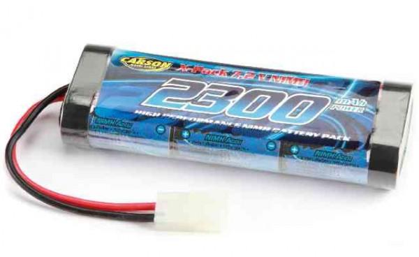 Carson 500608054 Akku Racing Pack 7,2V/2300mAh NiMh