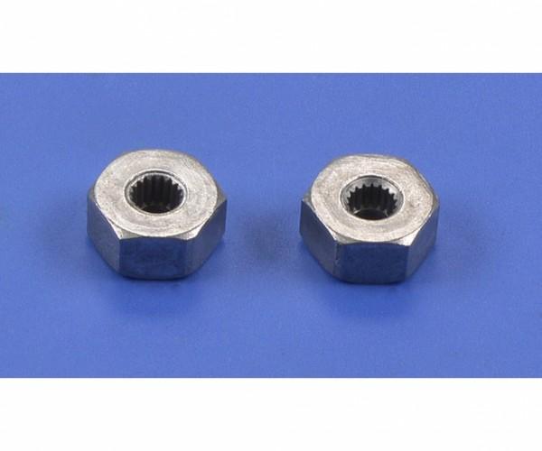 Tamiya 309805337 wheels hubs 12mm (2 pieces)