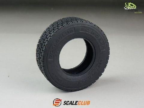 Thicon 50239 1:14 wide tire '' All Terrain '' 2 pieces ScaleClub
