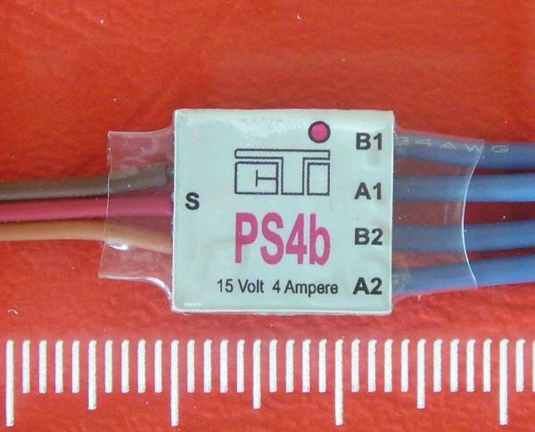 cTi PS4b Blink-Schaltmodul mit 4 Funktionen
