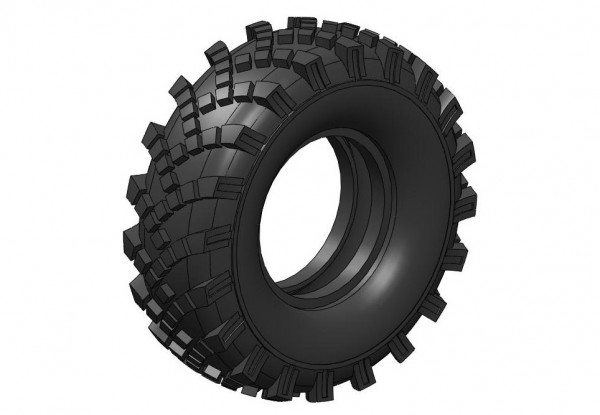 RC4WD Z-T0082 Flashpoint 1.9 Military Offroad Tyres (2)