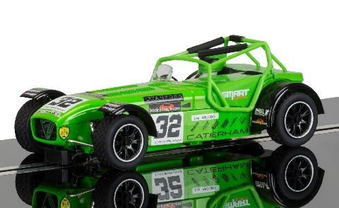 Scalextric 500003871 1:32 Caterham Superlight #32 HD