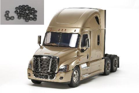 TAMIYA 300056340 Freightliner Cascadia Evolution