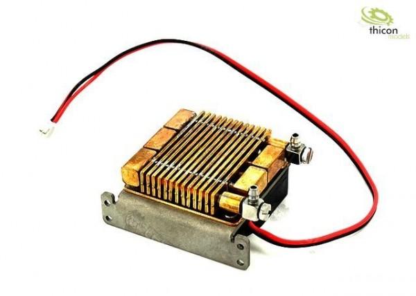 Thicon 56028 Hydraulik Öl-Kühler klein mit Lüfter