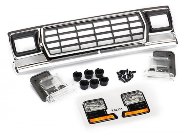 Traxxas 8070 Ford Bronco front + attachments (for #8010 body)