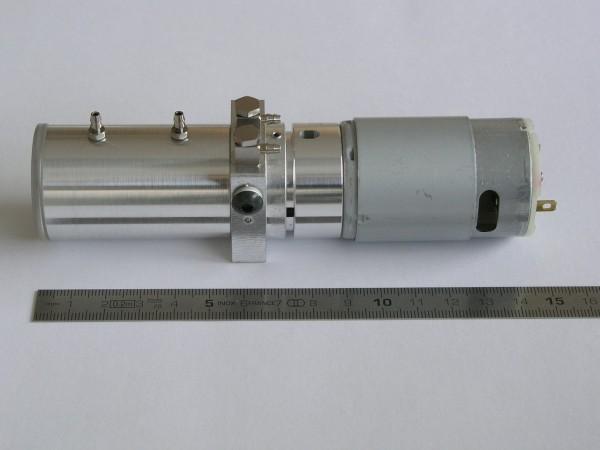 Leimbach 0H102A Hydraulikpumpe 12V/200 mit abgewinkelten Anschlüssen