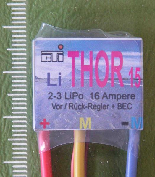 cTi Thor15Li mini speed controller