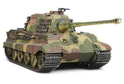Tamiya 300056018 Königstiger Full Option