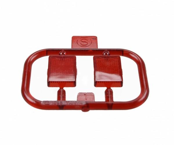 Tamiya 300115106 KingHauler brake light glases red (S-Parts)