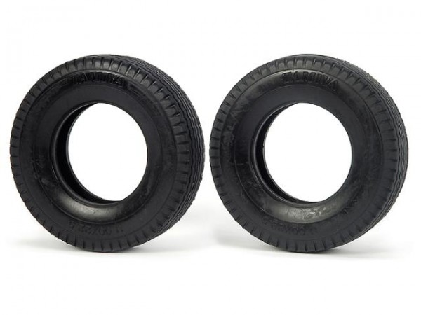 Tamiya 309805456 truck tyres (2 pieces)