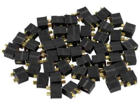 Goldstecker Mini-T-Buchse