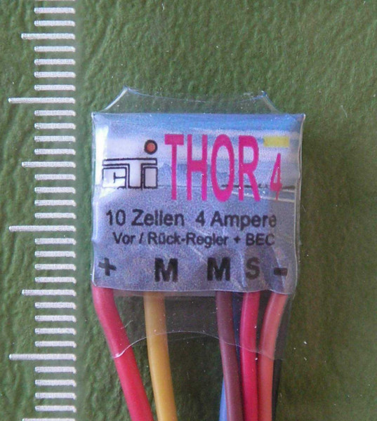cTi Thor4 Minifahrregler
