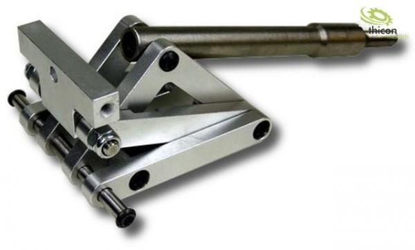 Thicon 50084 1:16/1:14 Spindelmechanik für Kippfahrzeuge aus Metall
