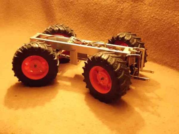 Chassis-Bausatz für Bruder Xerion 5000