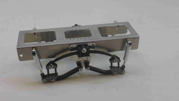 DGD 2-Achs-Dolly-Chassis mit Tamiya-Pendelei