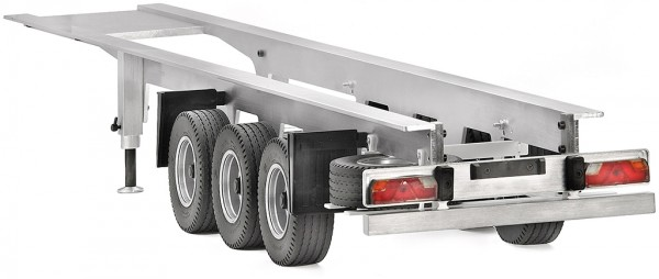 Carson 500907030 Trailer chassis with air suspension