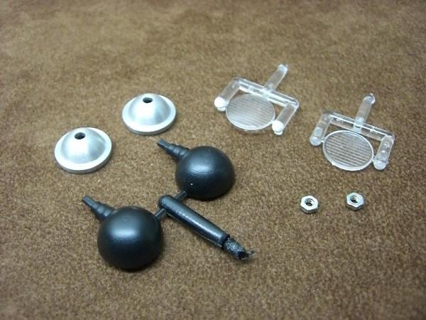Veroma 220984 Scheinwerfer für Lampenbügel (2)