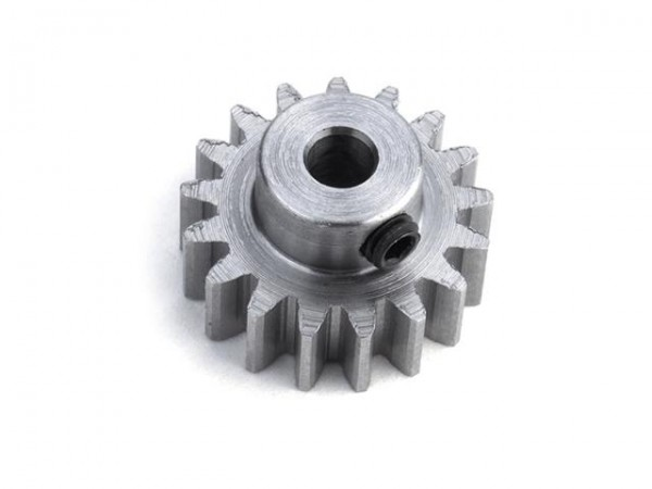 pinion modul 0.8 with 14T, inner diameter 3.2mm