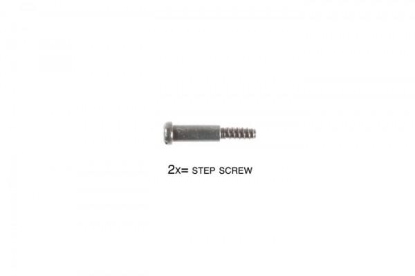 Tamiya 309805573 step srew 3x18 (2 pcs)