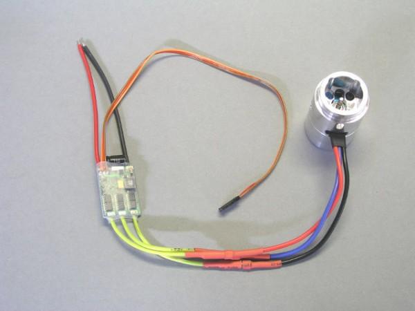 Leimbach Brushless-Motor mit Steuerung (0H995) 12V