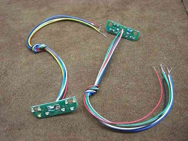 electronic 4.8V for 7 chambers for Carson