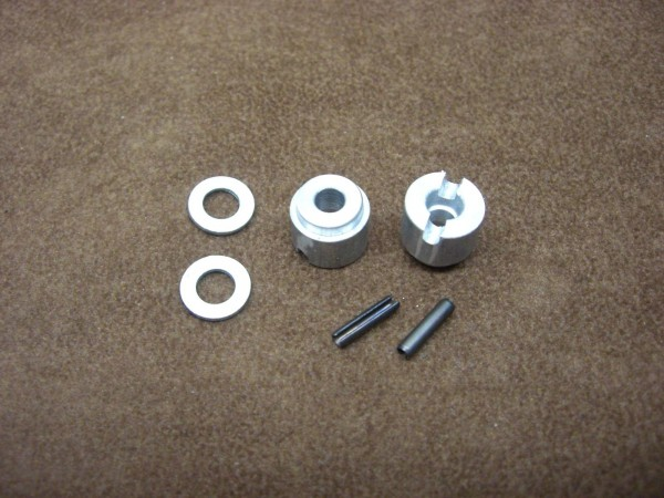 Adaptors for Seitz rims used on our CVD axles