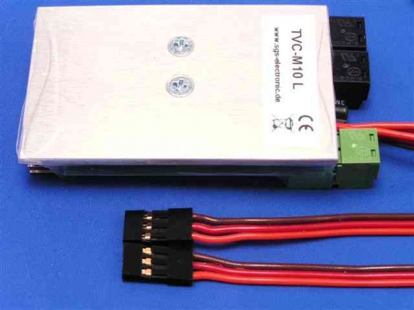 sgs TVC-M-10L SGS double speed controller for tanks (5A)