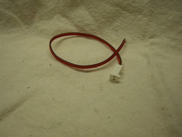battery cable for Futaba transmitters