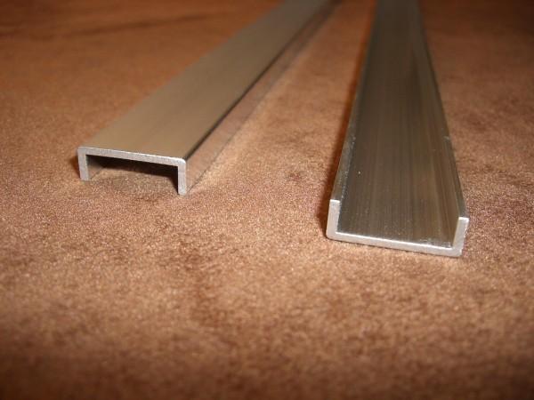 Rahmenprofil 80cm (2 Stück)