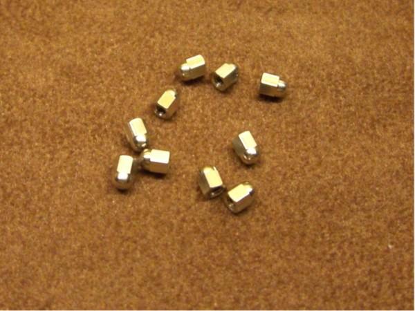 M2 hat nut (10 pieces)