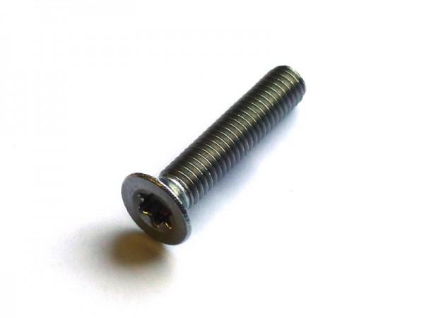 countersunk DIN965 M2x8, A2, Hexalobular T6
