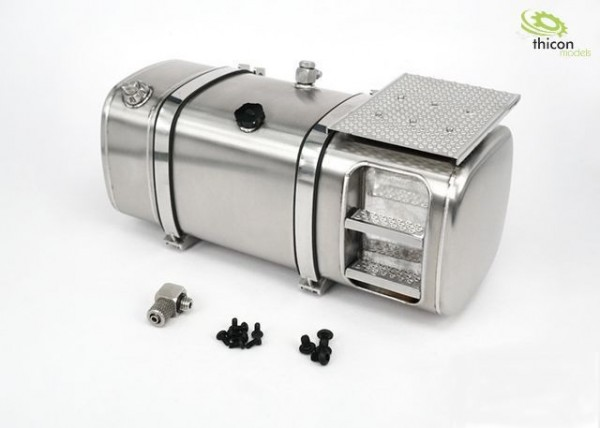 Thicon 50224 1:14 Tank V2A with steps and urea tank 130mm