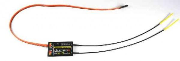 Jeti JDEX-Rs2 Jeti Duplex RSat2