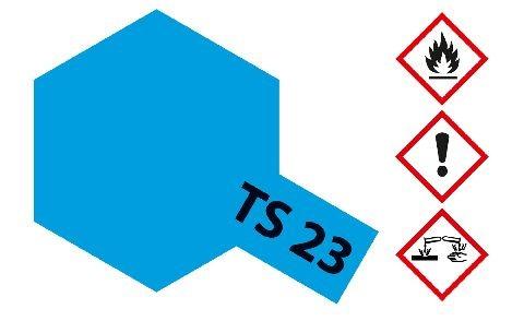 Tamiya 300085023 TS-23 hellblau glänzend 100ml