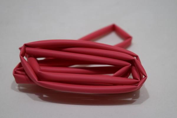 Schrumpfschlauch SR 3,4:1,2 rot, 1m