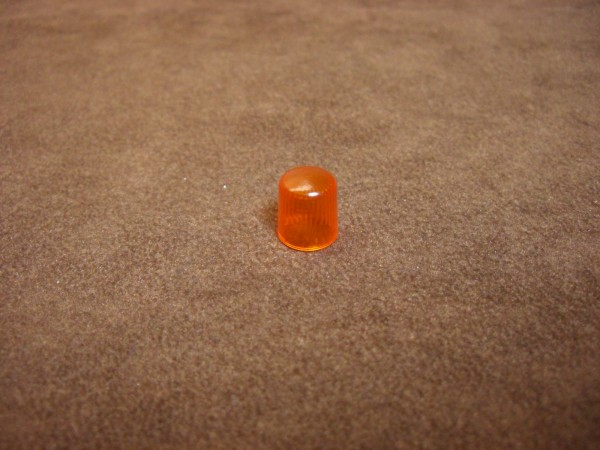 Pistenking Rundumleuchte 1:8, Kappe orange, eckigPistenking KL16-O Rotating Beacon 1:8, cap orange, square