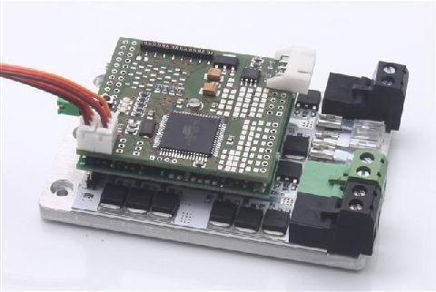 sgs SBC-B30 boat double speedcontroller (2x30A)