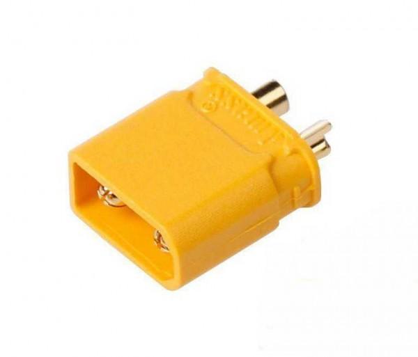 Goldplated plug XT30 male
