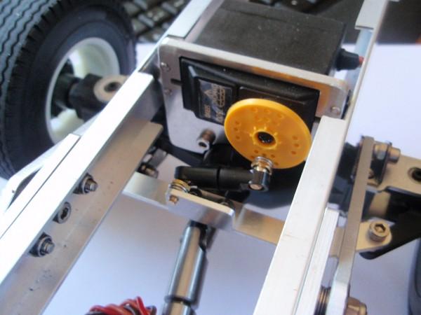 steering kit for Tamiya servo plate 40182 (type II)