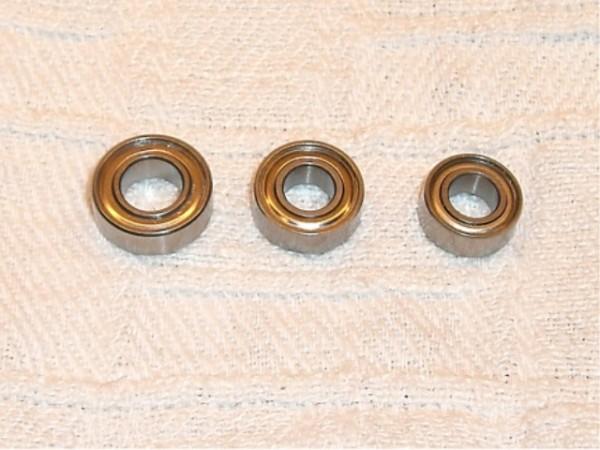 Ball bearing set for Kyosho Mini-Z