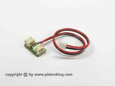 Pistenking KB-2VTK Kingbus 2-way-switch with 15cm cable