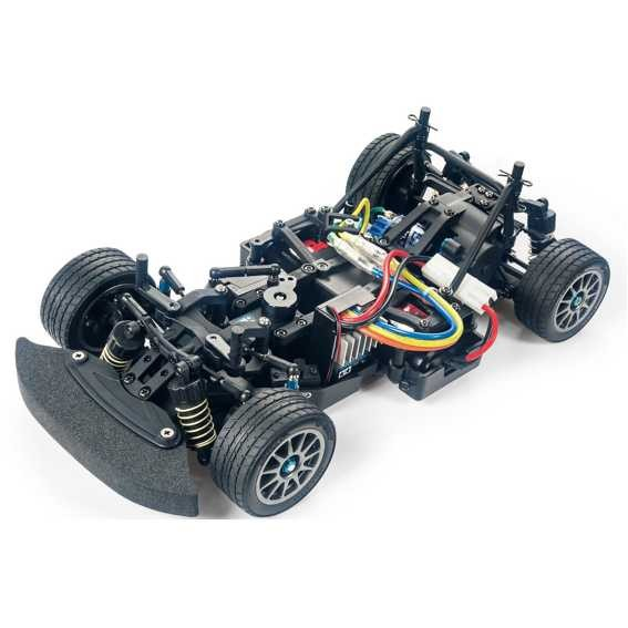 Tamiya 300058669 1:10 RC M-08 Chassis Kit