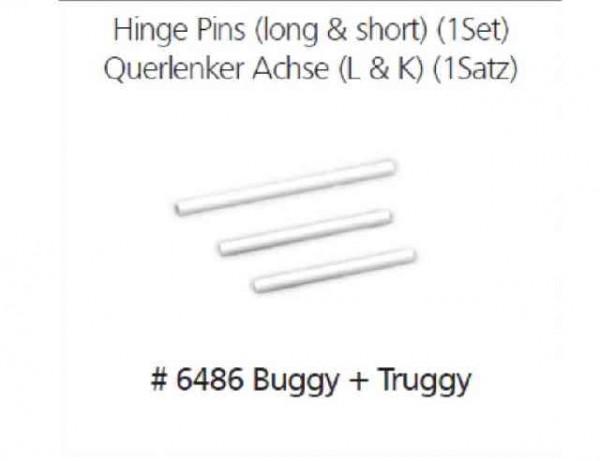 mali 6486 Querlenker Achse (lang & kurz) 1 Satz
