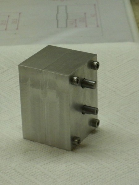 transmission gear box 2,5:1